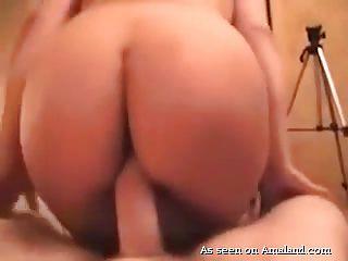Домашнее порно больших русских попок