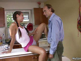 реальное порно русских зрелых жен