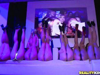 вечеринки порно звезд