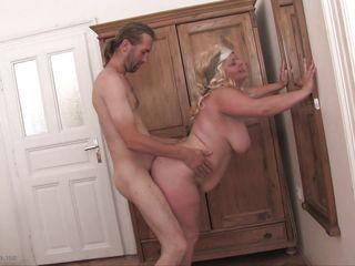 Толстые старые порно видео