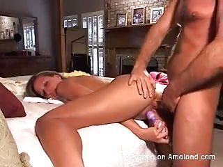 Порно с красивой подругой