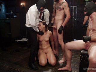 Порно рассказы групповое