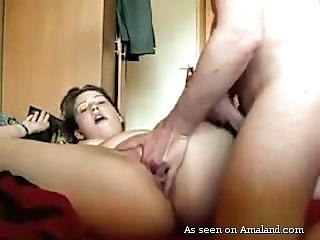 Порно анал любительское