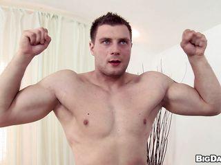 Гей порно мускулы